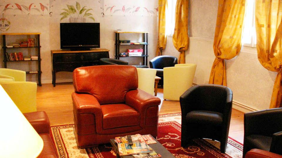 Hôtel Restaurant de la Vigotte - EDIT_LOOBY.jpg