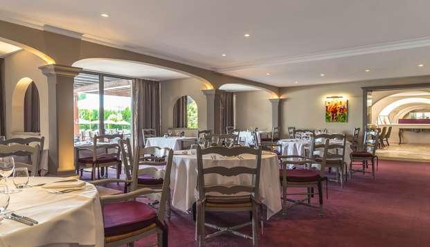 Najeti Golf Hotel de Valescure - NEW RESTAURANT