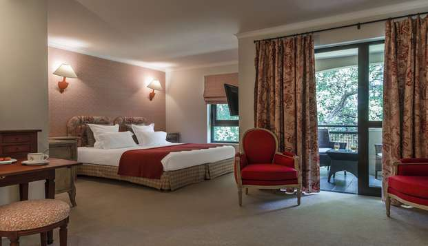 Najeti Golf Hotel de Valescure - NEW SUITE