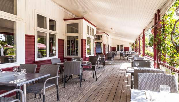 Najeti Golf Hotel de Valescure - NEW TERRACE