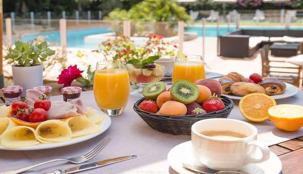 Najeti Golf Hotel de Valescure - NEW BREAKFAST
