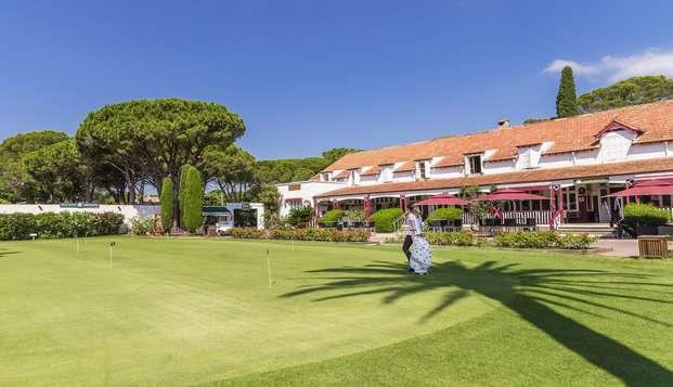 Najeti Golf Hotel de Valescure - NEW FRONT