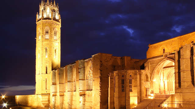 Conoce con amigos la grandiosa ciudad de Lleida