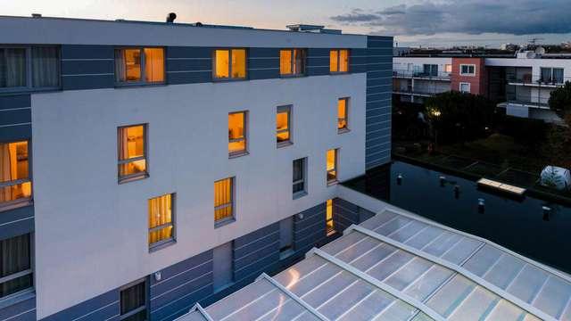 Appart Hotel L Escale Marine