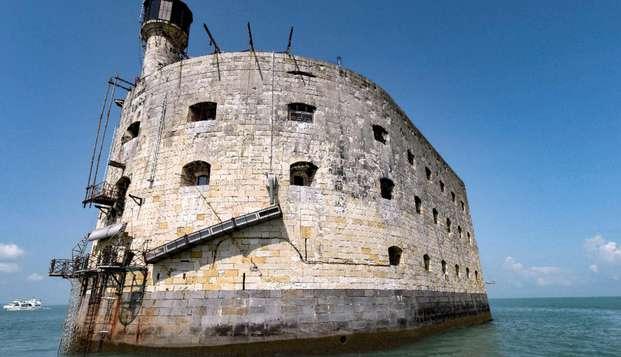 Partez à l'assaut de Fort Boyard lors d'un week-end à La Rochelle !