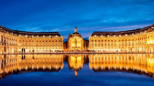 Appart Hotel Victoria Garden Bordeaux