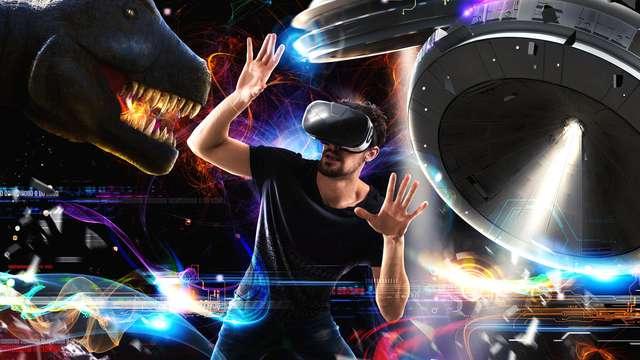 Accès à l'espace jeux vidéos Game Experience