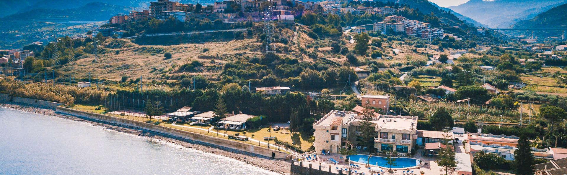 Offre en Sicile : deux nuits sur la côte, entre Cefalù et Messine