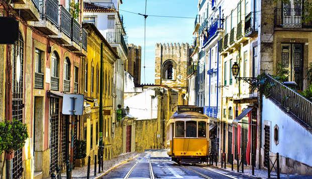Escapada en los alrededores de Lisboa en alojamiento y desayuno y entrada a la zona relax