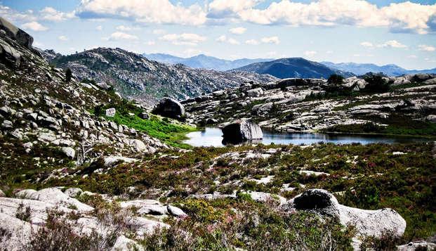 Escapada en Portugal con copa de bienvenida en plena naturaleza cerca de la frontera con Galicia
