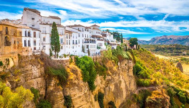 Minivacaciones en Ronda, descansa en un hotel boutique del siglo XVIII (desde 3 noches)