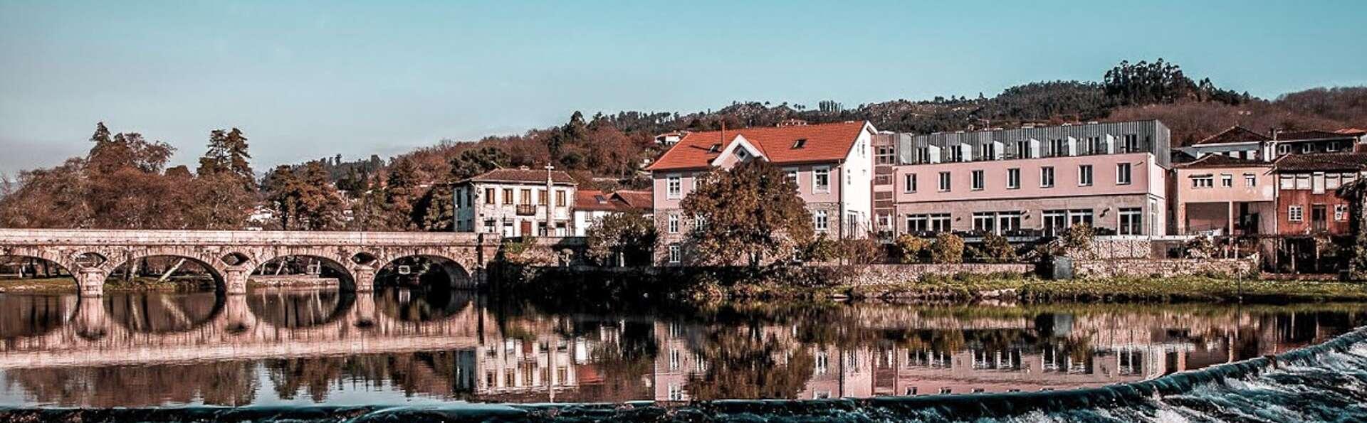 Mini-vacances spéciales avec accès au spa dans le nord du Portugal (à partir de 3 nuits)