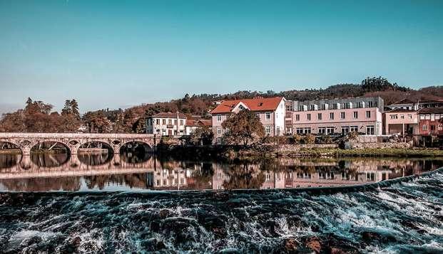 Escapada con acceso al Spa y paseo en kayak en el norte de Portugal (desde 3 noches)