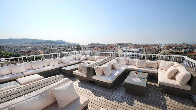 Offre spéciale Détente absolue sous le soleil de Nice avec piscine en rooftop (à partir de 2 nuits)