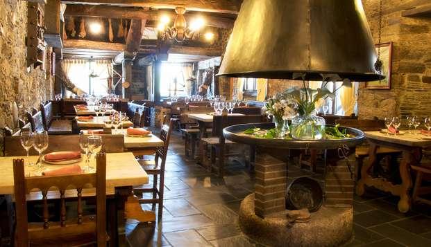 Paréntesis gastronómica y encanto rural en Cacabelos