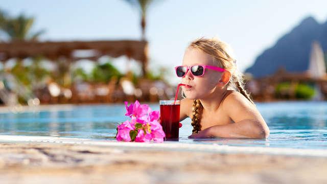 Vacaciones con todo incluido en familia en la Costa Brava (desde 3 noches)