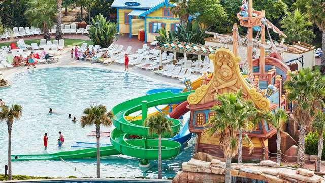 Escapada para los días calurosos con entradas para PortAventura Caribe Aquatic Park