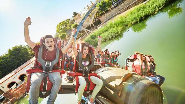 Week-end avec tickets pour Port Aventura à Salou