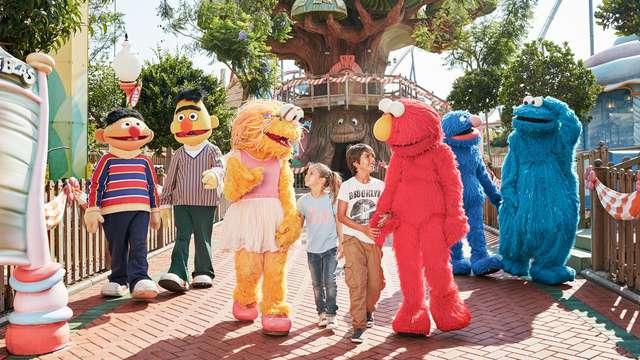 Port Aventura en Familia y niño gratis en alojamiento y desayuno