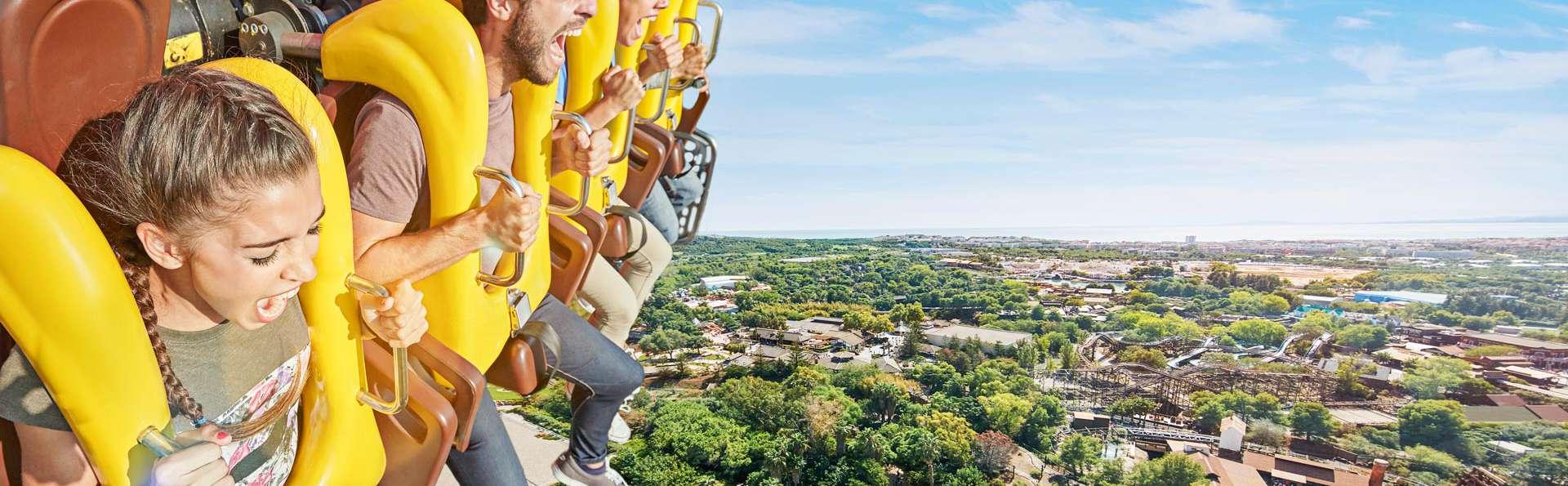 Séjour à Tarragona avec tickets à Portaventura