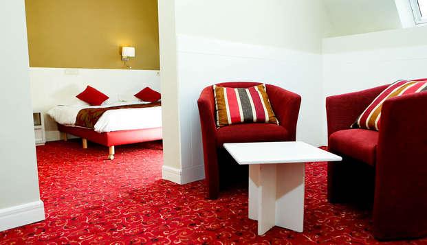 Hotel Acacia - NEW ROOM