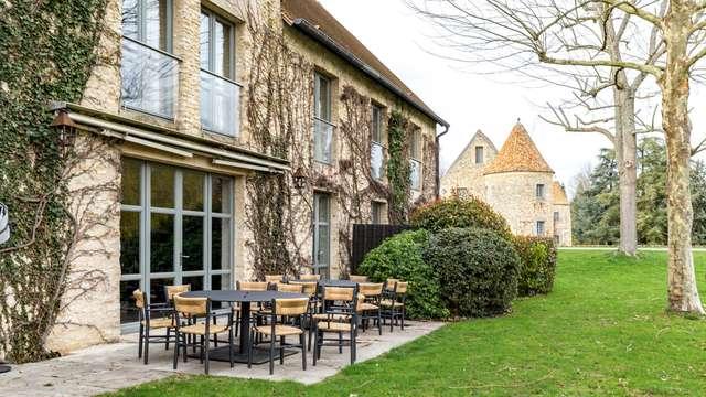 Les Maisons de Campagne - Chateau de Villiers-Le-Mahieu