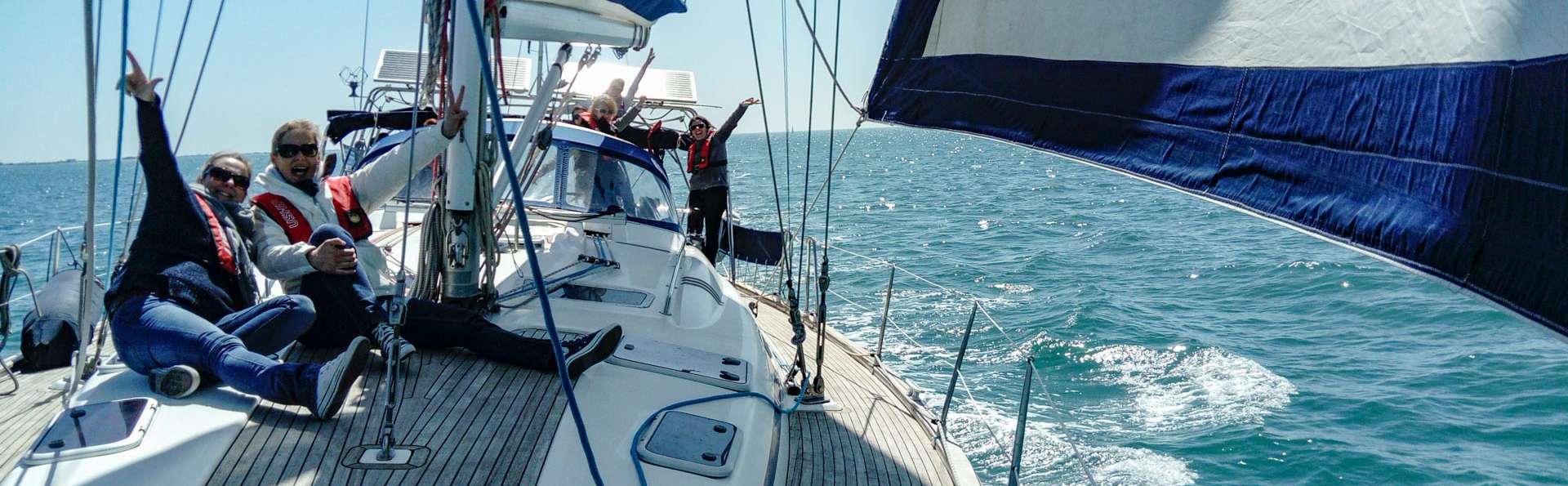 Week-end avec tour en voilier à La Rochelle