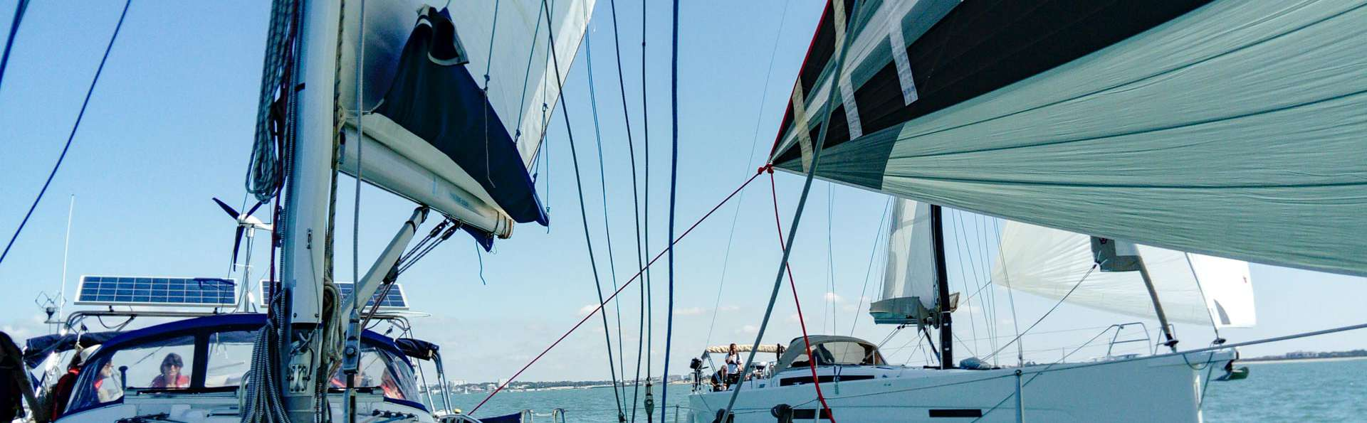 Séjour sur l'eau avec croisière en voilier