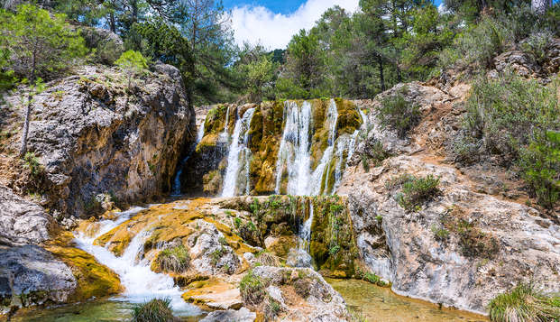 Escapada de lujo en el corazón del magnífico Parque Natural de Cazorla