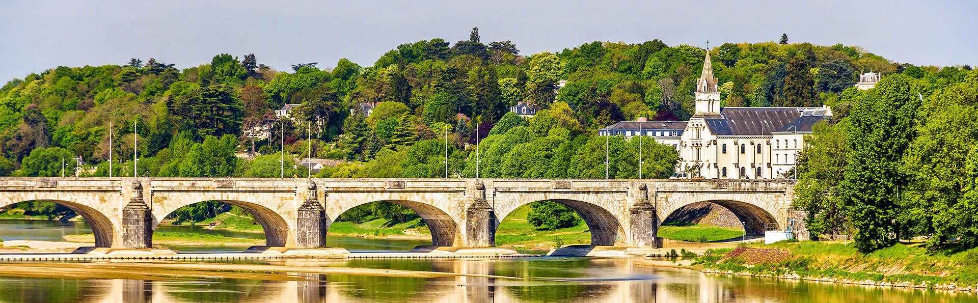 Cadre pittoresque et paysages époustouflants à Vouvray
