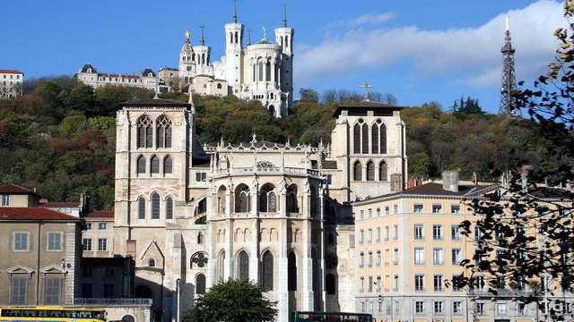 Week-end au coeur de la ville de Lyon