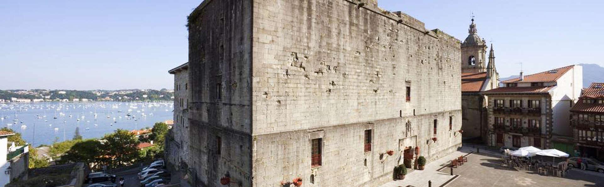 Siente la magia del norte en una emblemática fortaleza medieval