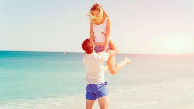 Ne vous souciez de rien et profitez de la formule tout compris en couple à Lloret de Mar