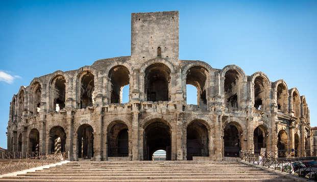 Culture et histoire à Arles