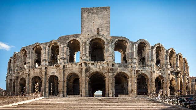 Cultura e historia en Arles