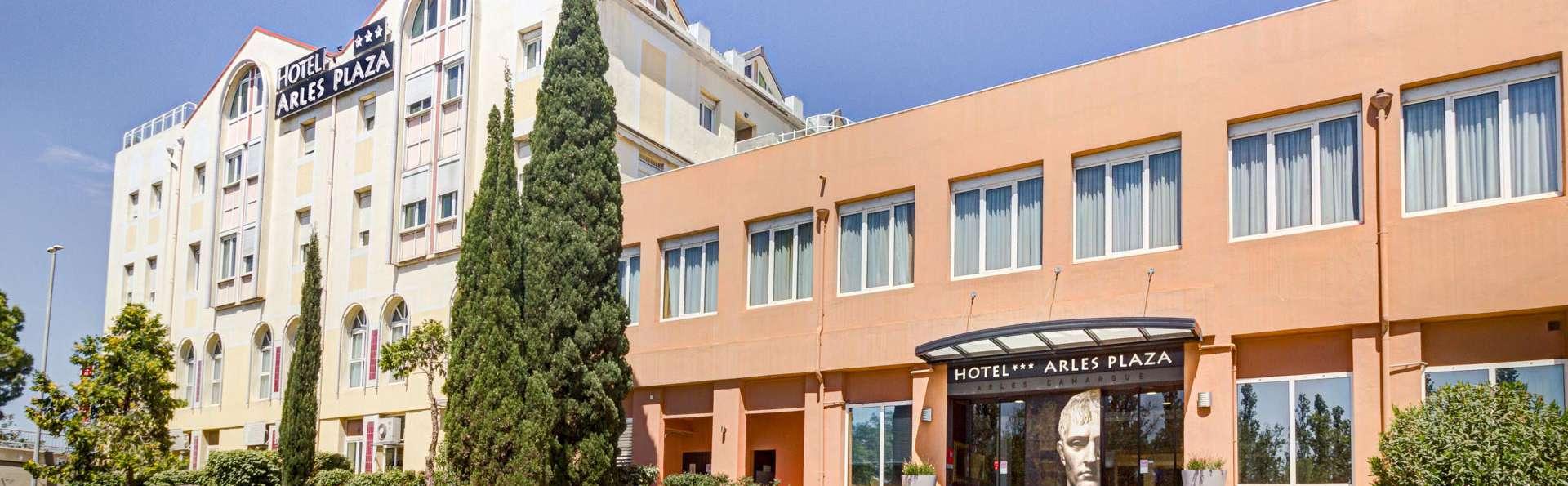 Hôtel Arles Plaza - EDIT_FRONT_02.jpg