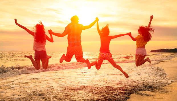 Vacanza in famiglia: in un'oasi di relax a 4* tra Ragusa e Marina di Ragusa