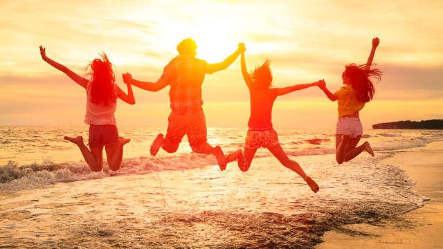 Vacanza in famiglia: tra Ragusa e il mare di Marina di Ragusa in un'oasi di relax 4*