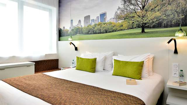 Central Park Hotel and Spa