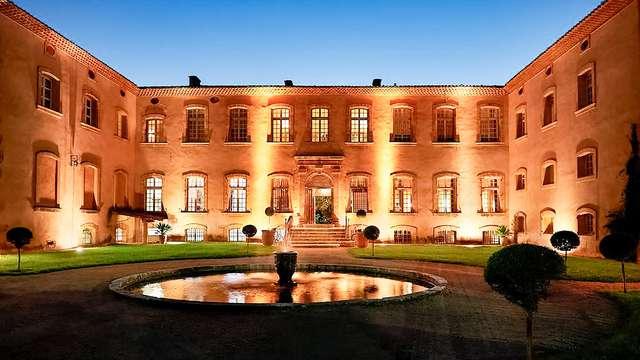Escapade de charme dans un château aux portes d'Aix-en-Provence