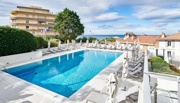 Décompressez en famille à Biarritz