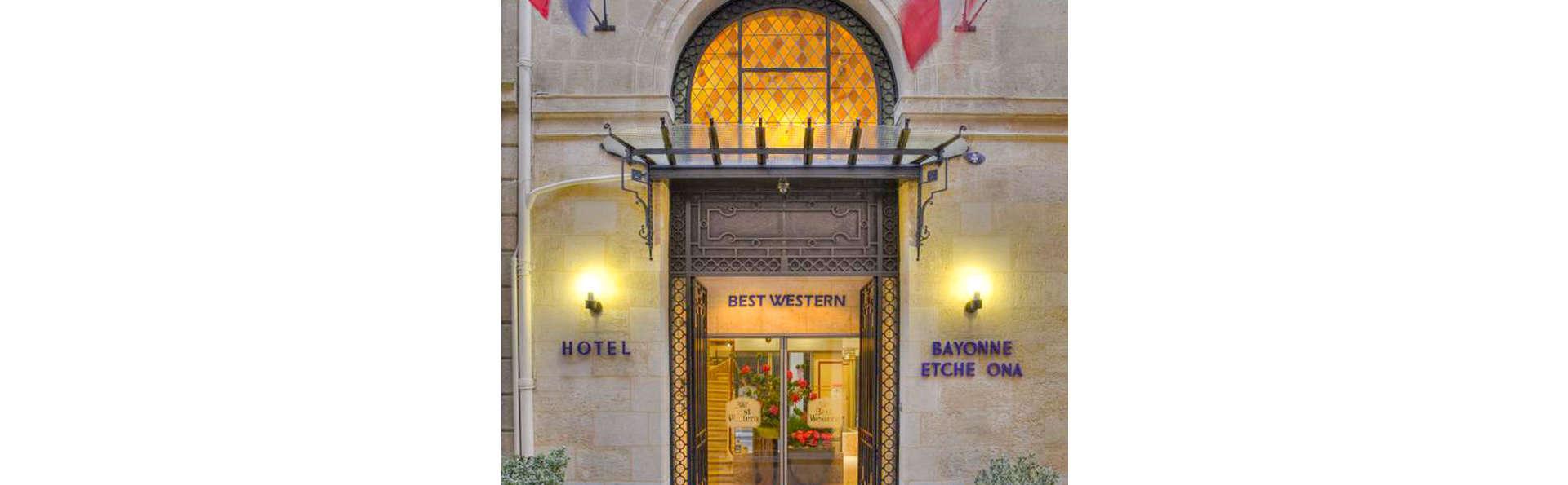 Best Western Bordeaux « Bayonne Etche-Ona » - EDIT_FRONT_01.jpg