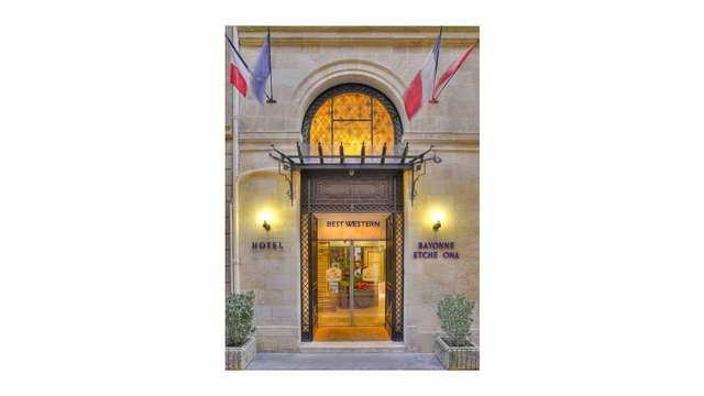 Best Western Bordeaux Bayonne Etche-Ona