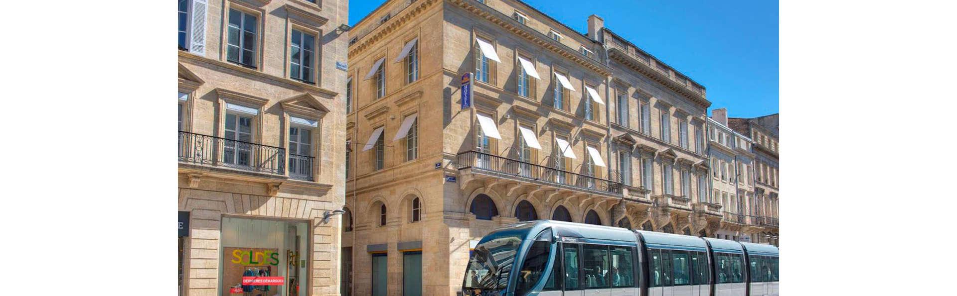 Best Western Bordeaux « Bayonne Etche-Ona » - EDIT_FRONT_02.jpg