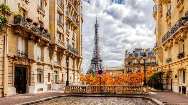 Partez à la découverte de Paris