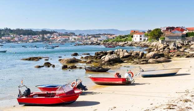 Escapada rural en una casona gallega con encanto a media hora de Pontevedra
