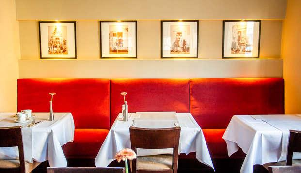 Profitez d'un week-end gastronomique avec bien-être au cœur de Blankenberge (à partir de 2 nuits)