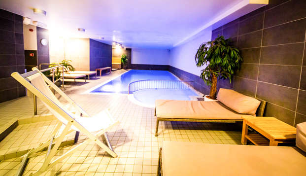 Weekendje ontspannen in junior suite in Blankenberge