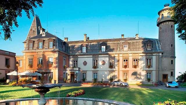 Un week-end à Colmar dans un château 5*
