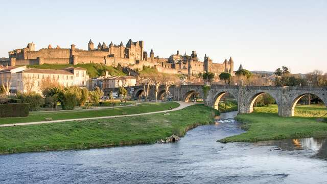 Alojamiento ideal cerca de Carcassonne
